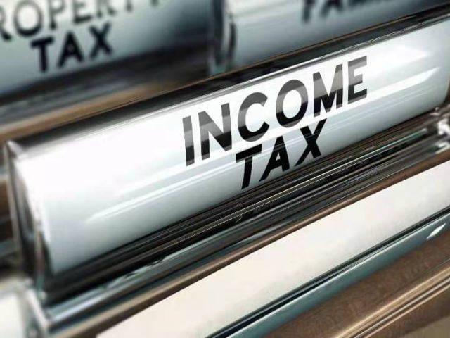 Personal Tax Assesment