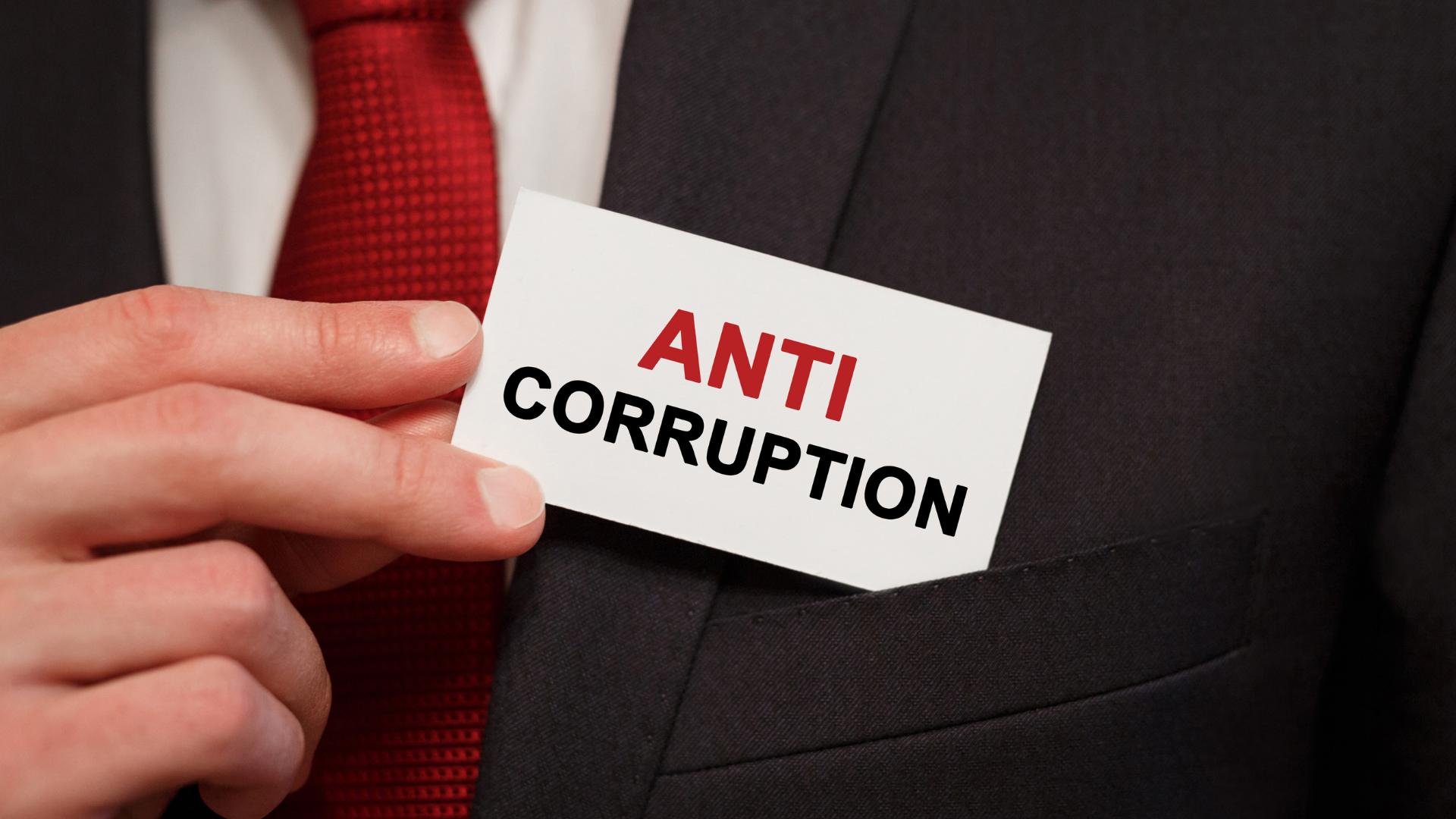 Anti-corruption and Criminal Compliance